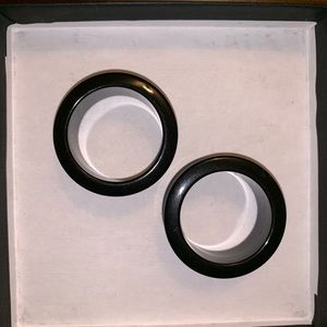 "NEW acrylic tunnels 1 1/4"" (32mm) w/ 33mm flare"